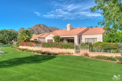 La Quinta Single Family Home For Sale: 48105 Via Hermosa