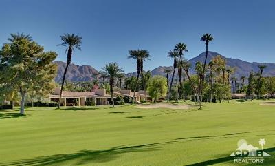 Indian Wells Single Family Home Contingent: 44966 Desert Horizons Drive