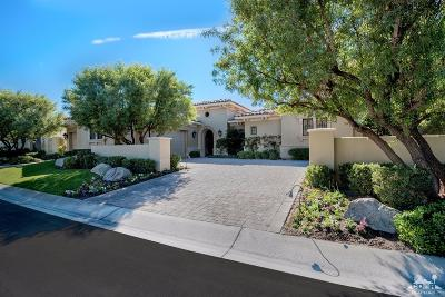 Indian Wells Single Family Home Contingent: 76289 Via Volterra