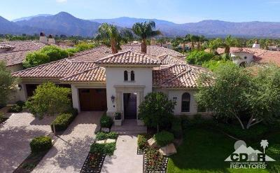 Indian Wells Single Family Home For Sale: 76305 Via Uzzano