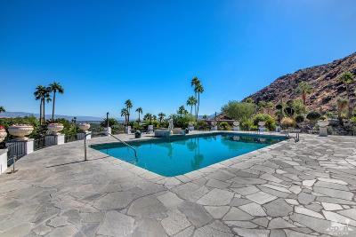 Palm Springs Single Family Home For Sale: 1090 West Cielo Drive