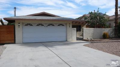 La Quinta Single Family Home For Sale: 51630 Avenida Ramirez