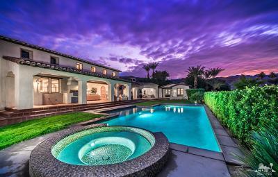 Rancho Mirage Single Family Home For Sale: 23 Mesa Vista Lane