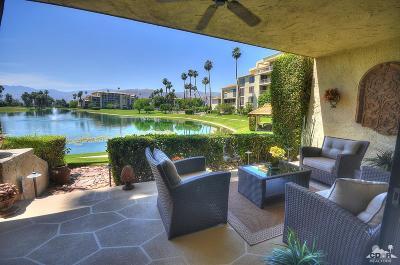 Rancho Mirage Condo/Townhouse For Sale: 910 Island Drive #103