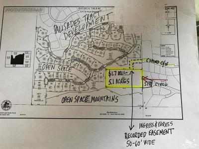 Palm Springs Residential Lots & Land For Sale: Cielo