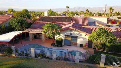 La Quinta Single Family Home For Sale: 79775 Westward Ho Drive