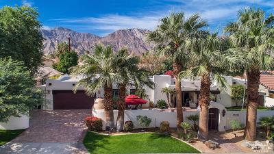 La Quinta Single Family Home For Sale: 53313 Avenida Navarro