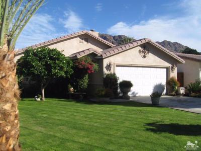 La Quinta Single Family Home For Sale: 52670 Avenida Mendoza