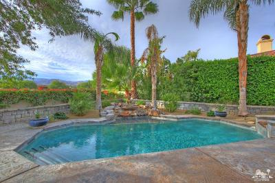 Rancho Mirage Single Family Home For Sale: 284 Loch Lomond Road