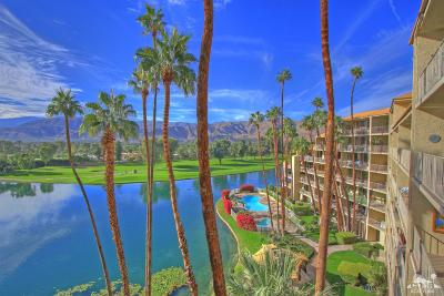 Rancho Mirage Condo/Townhouse For Sale: 899 Island Dr. Drive #603