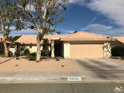 Cathedral City Single Family Home For Sale: 69558 Cimarron Court Road