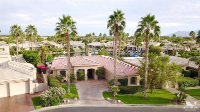 La Quinta Single Family Home For Sale: 47600 Via Montessa