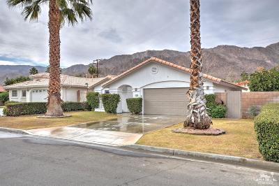La Quinta Single Family Home For Sale: 51225 Avenida Vallejo