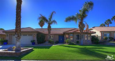 La Quinta Single Family Home For Sale: 78525 Naples Drive