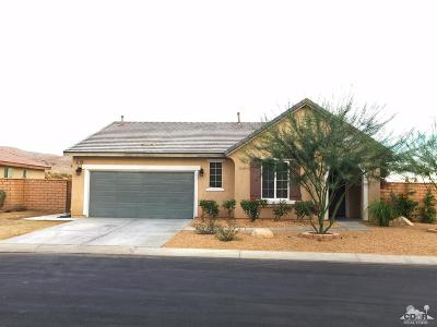 Indio Single Family Home Contingent: 37704 Ullswater Drive