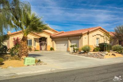 Palm Desert Single Family Home For Sale: 74118 East Petunia Place