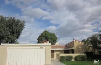 Rancho Mirage Condo/Townhouse For Sale: 72380 Beverly Way