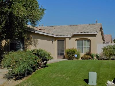 Indio Single Family Home For Sale: 83788 Tierra Court Court