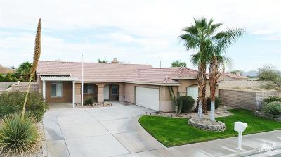 Palm Desert Single Family Home For Sale: 37912 Hollister Drive