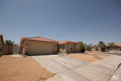 Palm Desert Single Family Home For Sale: 37589 Hollister Drive