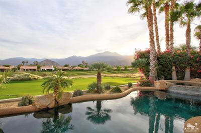 La Quinta Single Family Home For Sale: 80121 Riviera