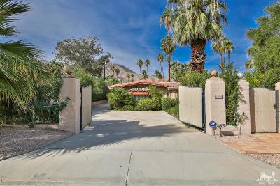 Palm Desert Single Family Home Contingent: 46039 Verba Santa Drive
