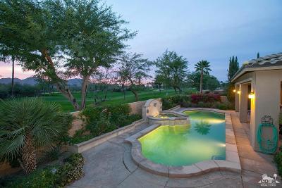 La Quinta Single Family Home For Sale: 57403 Paseo De La Paz
