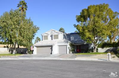 Palm Desert Single Family Home For Sale: 41940 Freedom Court