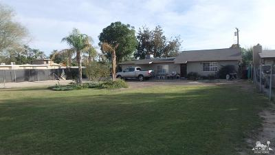 Indio Single Family Home For Sale: 82079 Avenue 50