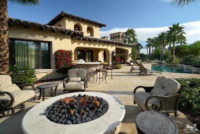 La Quinta Single Family Home For Sale: 53824 Via Bellagio