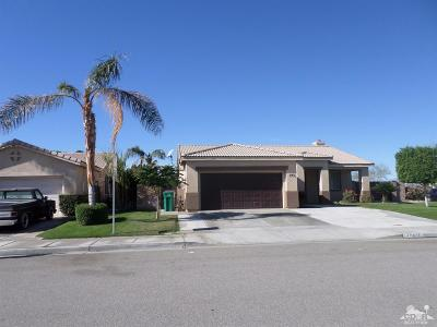 Indio Single Family Home For Sale: 47477 Stetson Court