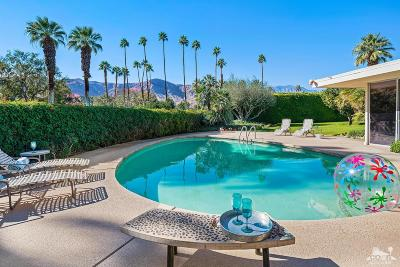 Rancho Mirage Single Family Home For Sale: 71331 Country Club Drive