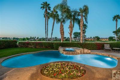 La Quinta Single Family Home For Sale: 80616 Spanish Bay