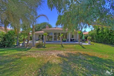 Rancho Mirage Single Family Home For Sale: 243 Loch Lomond Road