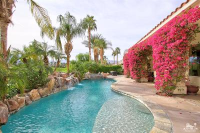 Palm Desert, Indio, Indian Wells, Rancho Mirage, La Quinta, Bermuda Dunes Single Family Home For Sale: 80175 Via Valerosa