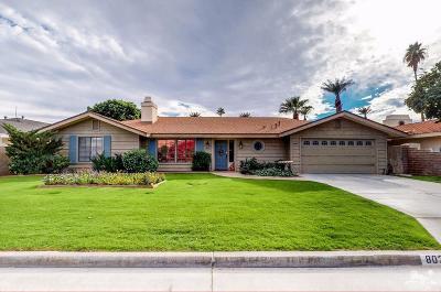 La Quinta Single Family Home For Sale: 80225 Westward Ho Drive
