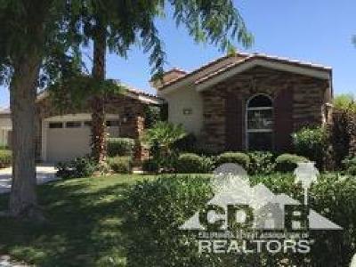 La Quinta Single Family Home For Sale: 61750 Mesa Court