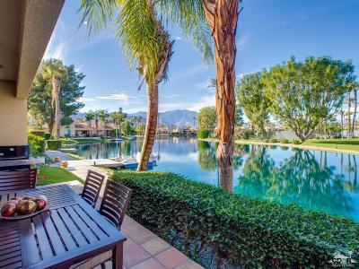 Rancho Mirage Condo/Townhouse For Sale: 128 Lake Shore Drive