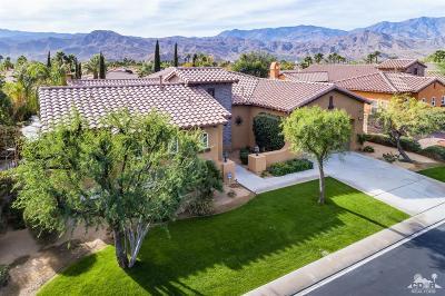 Rancho Mirage Single Family Home Contingent: 129 Via Santo Tomas