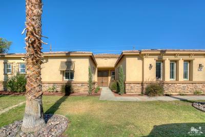 La Quinta Single Family Home For Sale: 57827 Cantata Drive