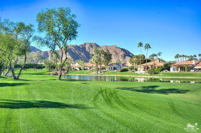 Rancho La Quinta CC Single Family Home Contingent: 48240 Via Solana