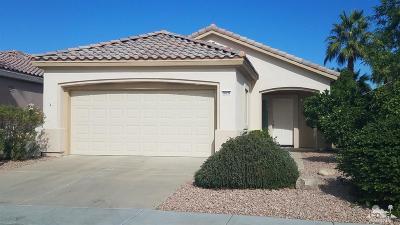 Palm Desert Single Family Home Sold: 78590 Hampshire Avenue