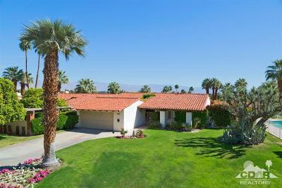 Rancho Mirage Condo/Townhouse For Sale: 40140 Via Valencia