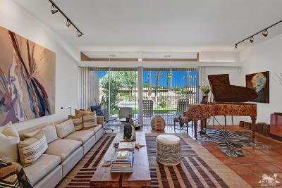Rancho Mirage Condo/Townhouse For Sale: 1015 Tamarisk West Street