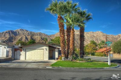 La Quinta Single Family Home For Sale: 53771 Avenida Herrera