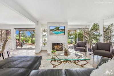 Rancho Mirage Condo/Townhouse Contingent: 35072 Mission Hils Drive