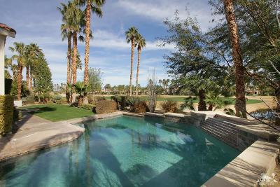 La Quinta Single Family Home For Sale: 81095 Golf View Drive