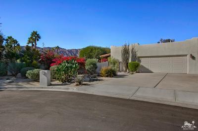 La Quinta Single Family Home For Sale: 51285 Calle Paloma
