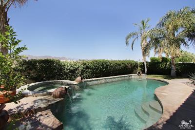 La Quinta Single Family Home For Sale: 51955 Via Roblada