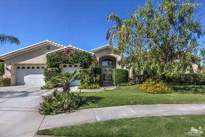 Rancho Mirage Single Family Home For Sale: 2 Bentley Road